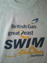 british gas sponsored t shirt